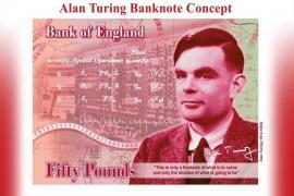 La banconota con Turing