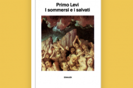 "Dalla copertina de ""I sommersi e i salvati"" (Einaudi 1986)"