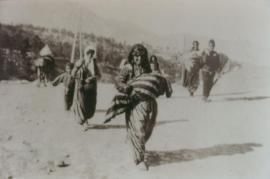 Un'immagine del genocidio armeno