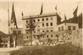 Sciesopoli nel 1935