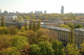 Il distretto di Wola, dove sorgerà il Giardino dei Giusti di Varsavia (foto di