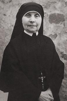 Suor Maria Agnese Tribbioli