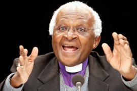 Desmond Tutu (foto di Martin Meissner/AP)