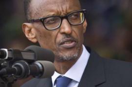Il Presidente ruandese Paul Kagame (foto di Ben Curtis/AP/SIPA)