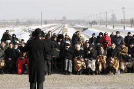 Visita interreligiosa al museo del lager di Auschwitz (foto di thecommongroundblog)