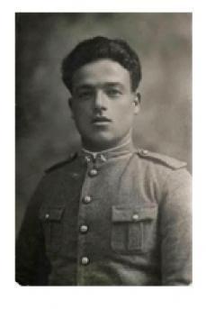 Salvatore Corrias in una foto di fine anni '30