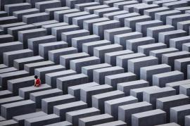 Il Memoriale della Shoah di Berlino