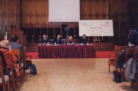 La conferenza (Foto di Gariwo)