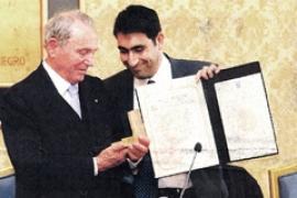 Mario Martella riceve l'onorificenza di Giusto tra le Nazioni