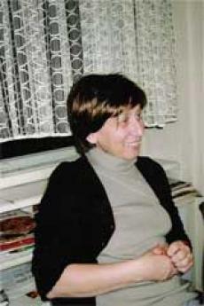 Monica Levy a Cracovia nel 1998