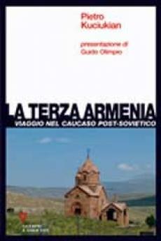 La copertina del nuovo libro di Pietro Kuciukian