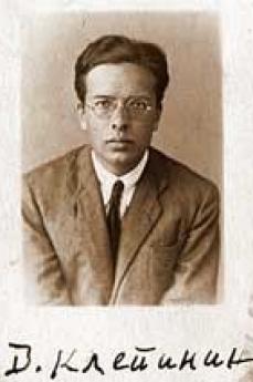Dimitrij Klepinin