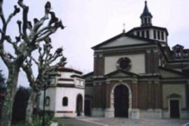 Santuario della Beata Vergine del Carmine, Rovello Porro