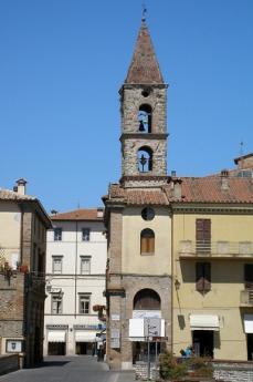 Il campanile di Umbertide