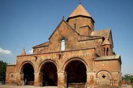 Esempio di architettura armena (fonte Wikicommons)