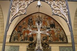 Interno di una chiesa armena (fonte Flickr: utente John S. Y. Lee)