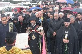 Commemorazione per Dink in Armenia (Foto di Psalm Tours)
