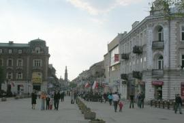 La città di Radom  (Foto di Voytek S)