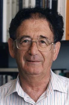 Yehuda Bauer (fonte Wikicommons)