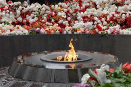 Memoriale del genocidio armeno, Yerevan