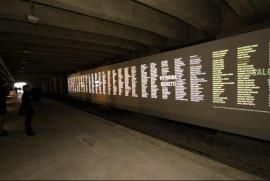 Il Memoriale della Shoah di Milano