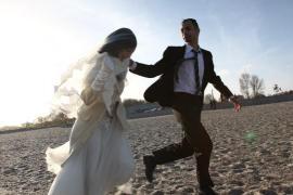 """Foto da """"Io sto con la sposa"""""""