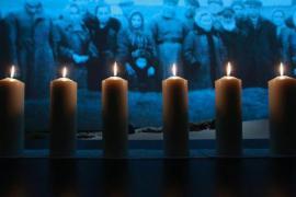 Celebrazioni del Giorno della Memoria allo Yad Vashem
