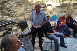 Yair Auron a Neve Shalom