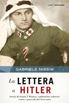 La copertina del libro di Gabriele Nissim in uscita il 21 aprile