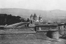 Monastero di San Karapet, nei dintorni di Mush, Est Turchia