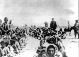 """Armeni deportati (""""Le rapport secret du Dr Johannes Lepsius sur les massacres d'Arménie)"""