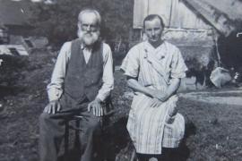 I coniugi Vincent Bohatý e Anna Bohatá