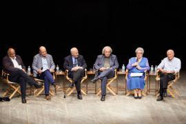 I relatori dell'incontro