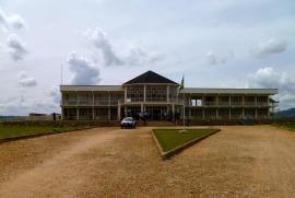 Il memoriale di Murambi