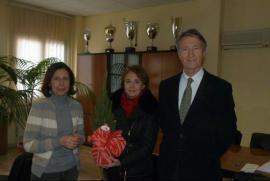 Emilio Barbarani a Benevento lo scorso 6 marzo