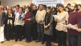 I docenti e ricercatori che hanno firmato l'appello per la pace nelle province curde