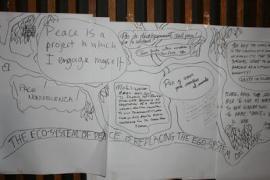 Parole di pace raccolte dal CNA