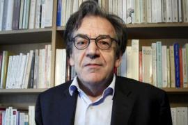 Il pensatore francese Alain Finkielkraut