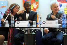 Lassana Bathily a Vercelli