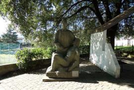 Monumento commemorativo dell'eccidio di Meleto a Meleto Valdarno (Arezzo)