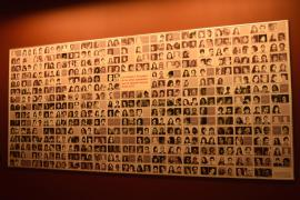 I volti dei desaparecidos argentini