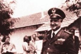 Gaetano Marrari, Comandante del campo