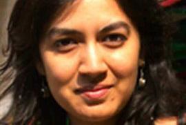 La scrittrice e intellettuale britannico-bengalese Thamima Anam