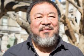 Ai Weiwei,  uno dei più celebri clienti di Lin Xia