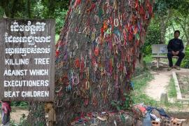 """Il """"killing tree"""", albero simbolo del genocidio"""