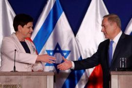 Incontro ai vertici israelo polacco, 22 novembre 2016