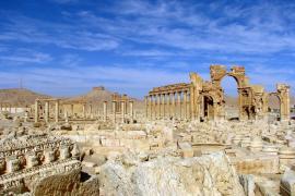 Palmira prima della distruzione (Foto Archivio Pal.M.A.I.S)