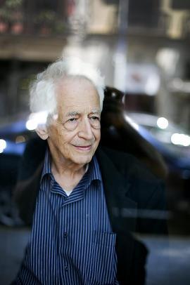 Il prof. Richard J. Bernstein