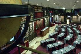 La Sala del Mappamondo della Camera dei deputati