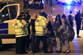 Le immagini dell'attentato a Manchester